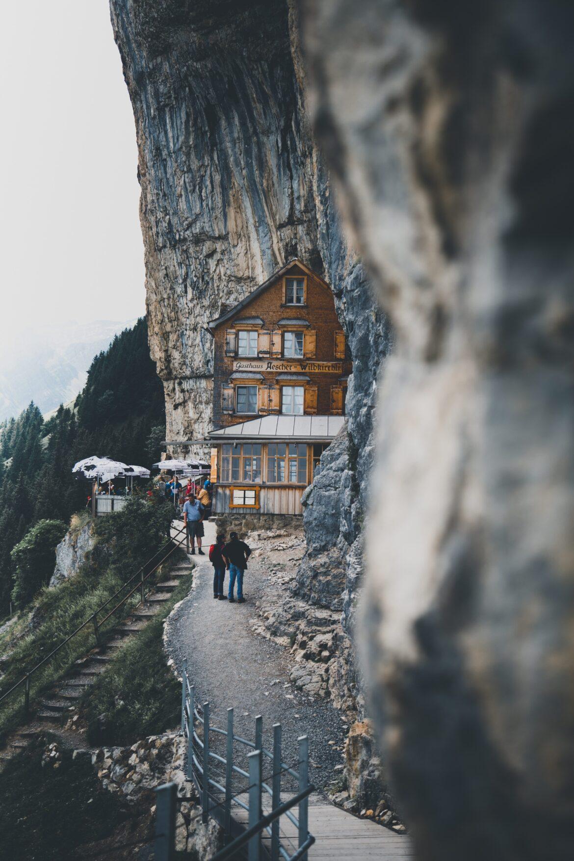 Nicht nur Schweizerdeutsch, auch die Schweiz ist schön.